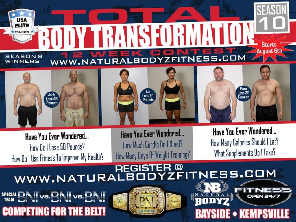 Body Transfermation